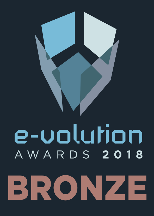 E-volution awards 2018 logo