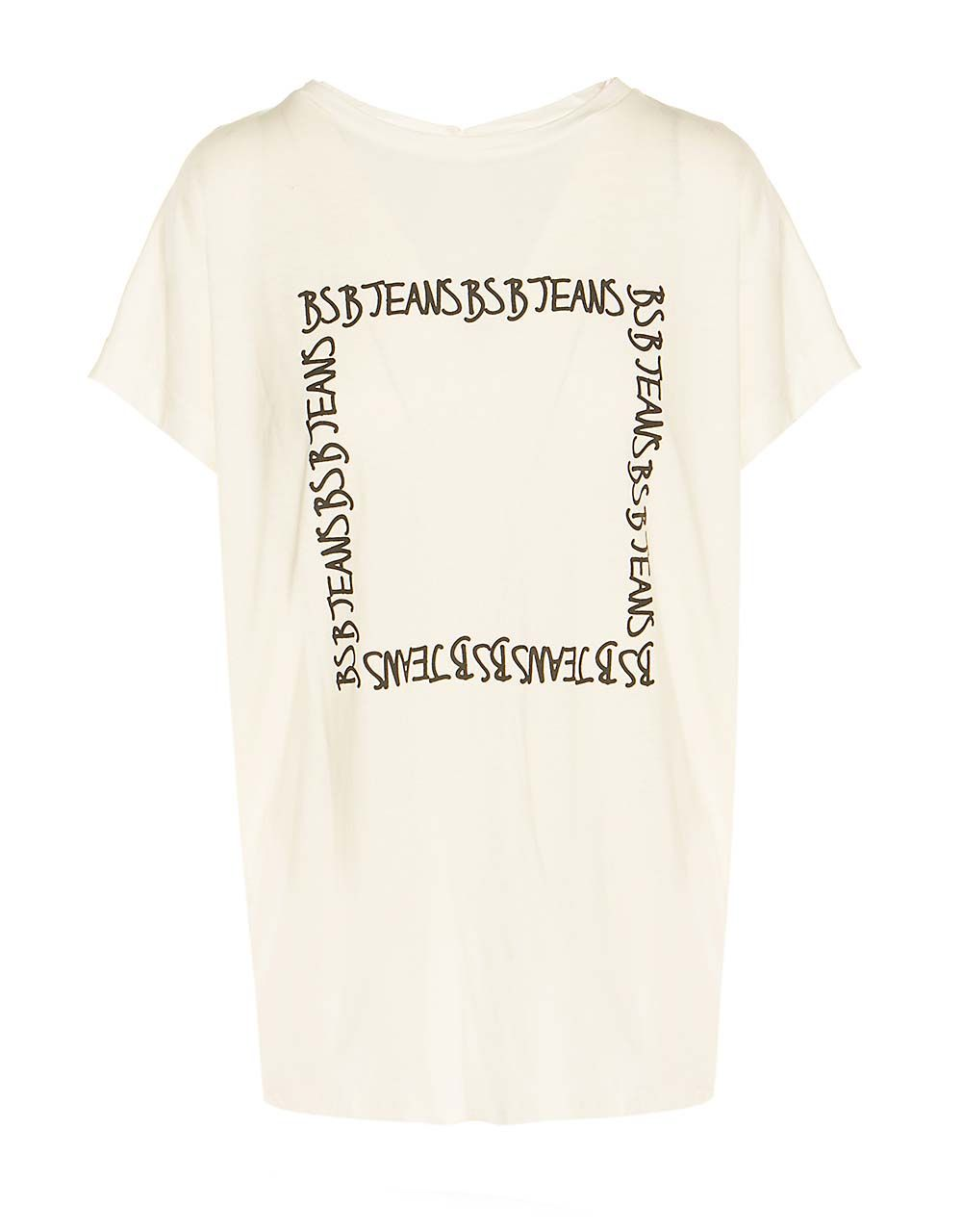 T-SHIRT WITH FRONT PRINT - TOGETHERLAND
