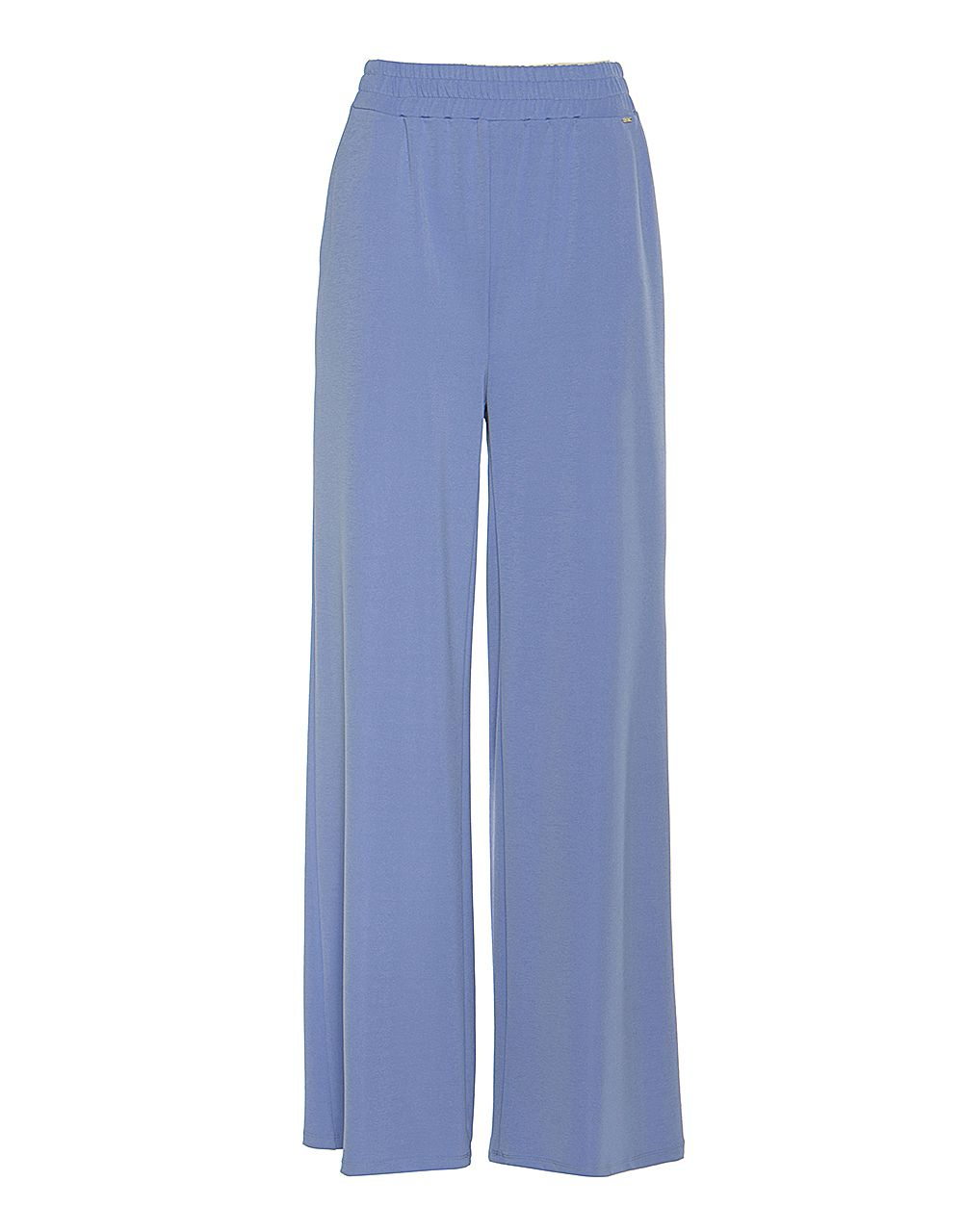 HIGH WAIST ELASTICATED TROUSERS