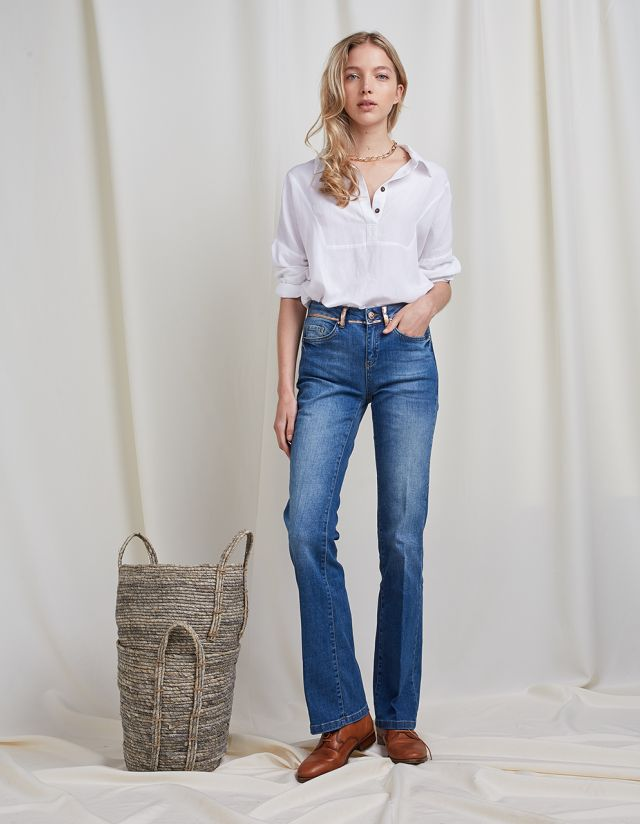 SOPHIE BOOTCUT JEANS