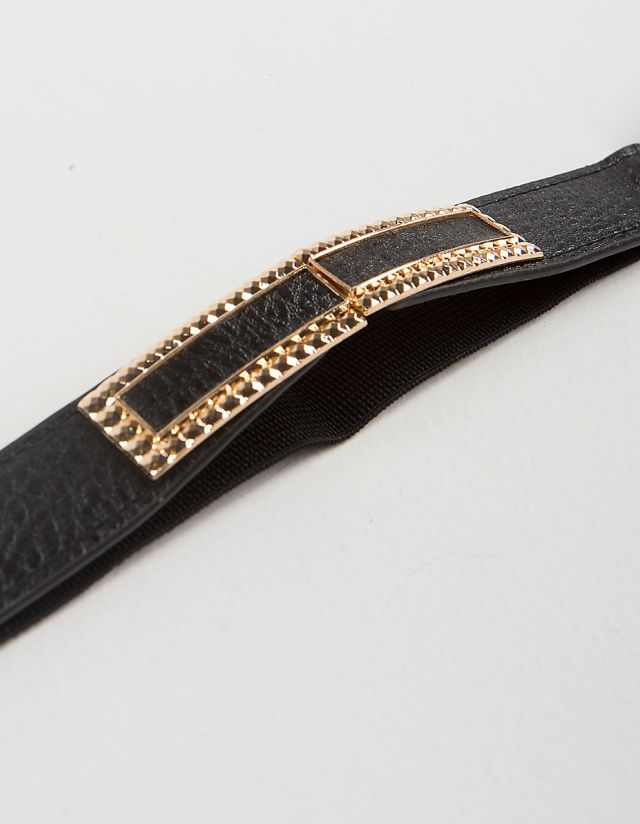 ELASTICATED WAISTBELT