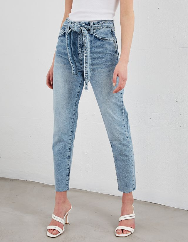 GRACE MOM FIT JEANS