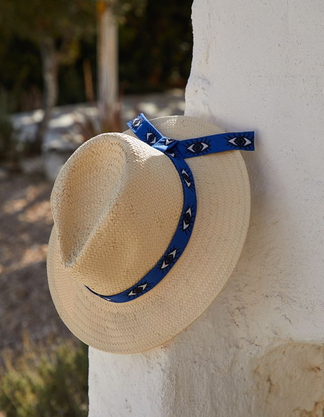 """HAT WITH RIBBON """"200 YEARS OF FREEDOM"""""""