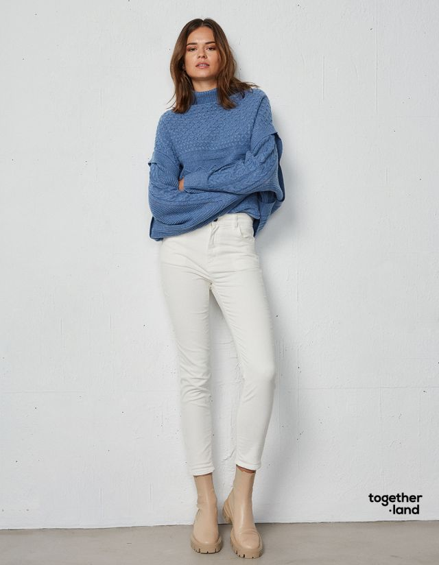 CORDUROY VENICE TROUSERS - TOGETHERLAND