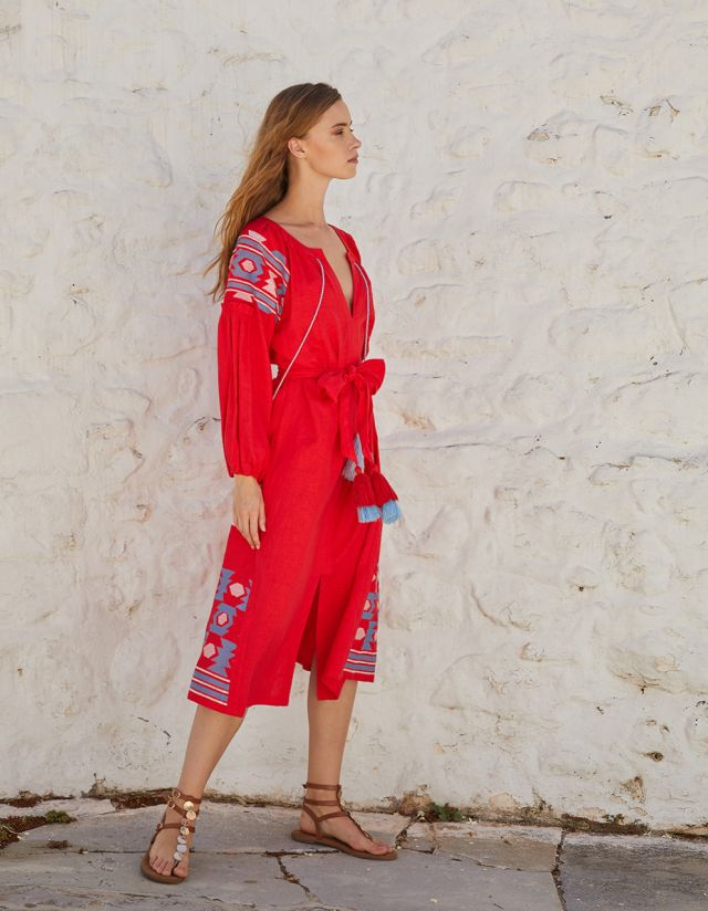 SALTY DREAM IRIS KAFTAN