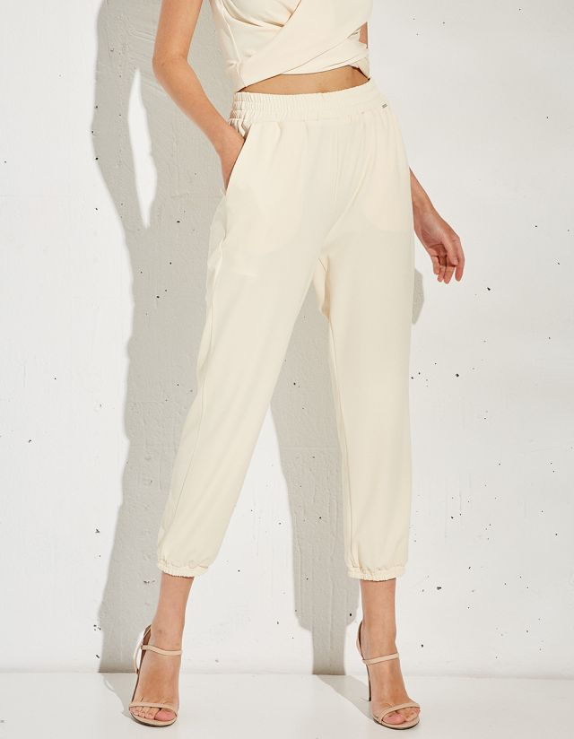 CASUAL JOGGER TROUSERS