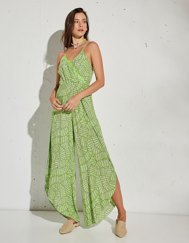 JUMPSUIT WITH PRINT